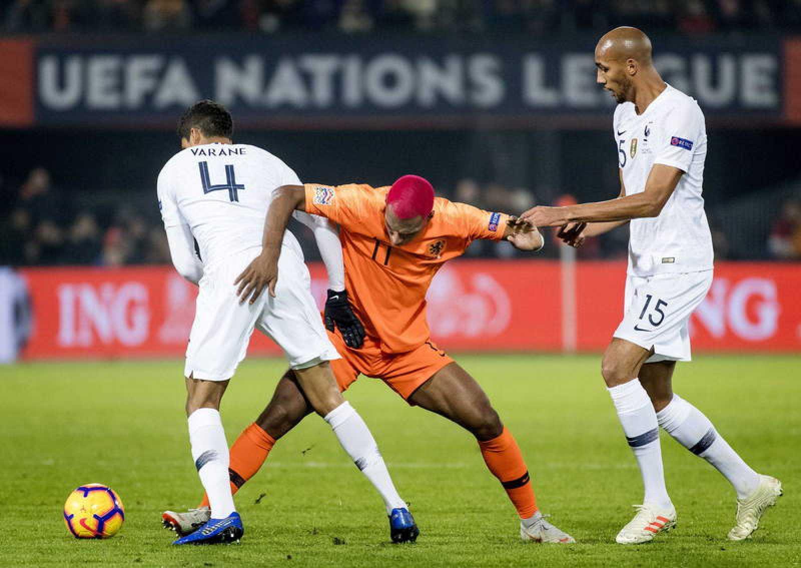 Holanda - Francia