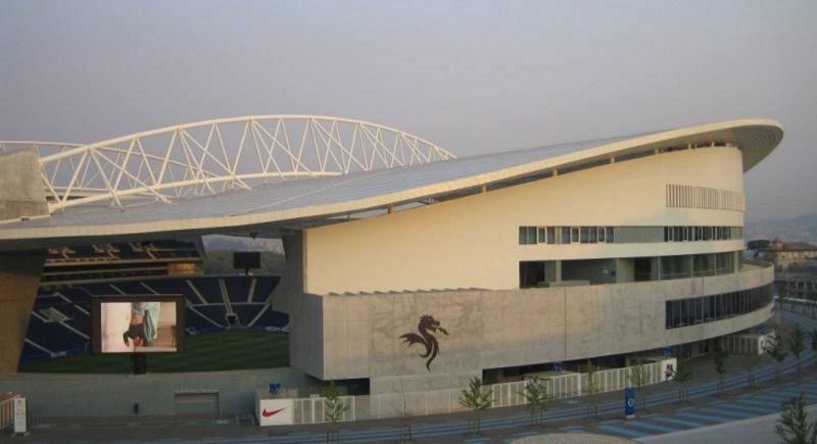 Estadio do Dragao de Oporto