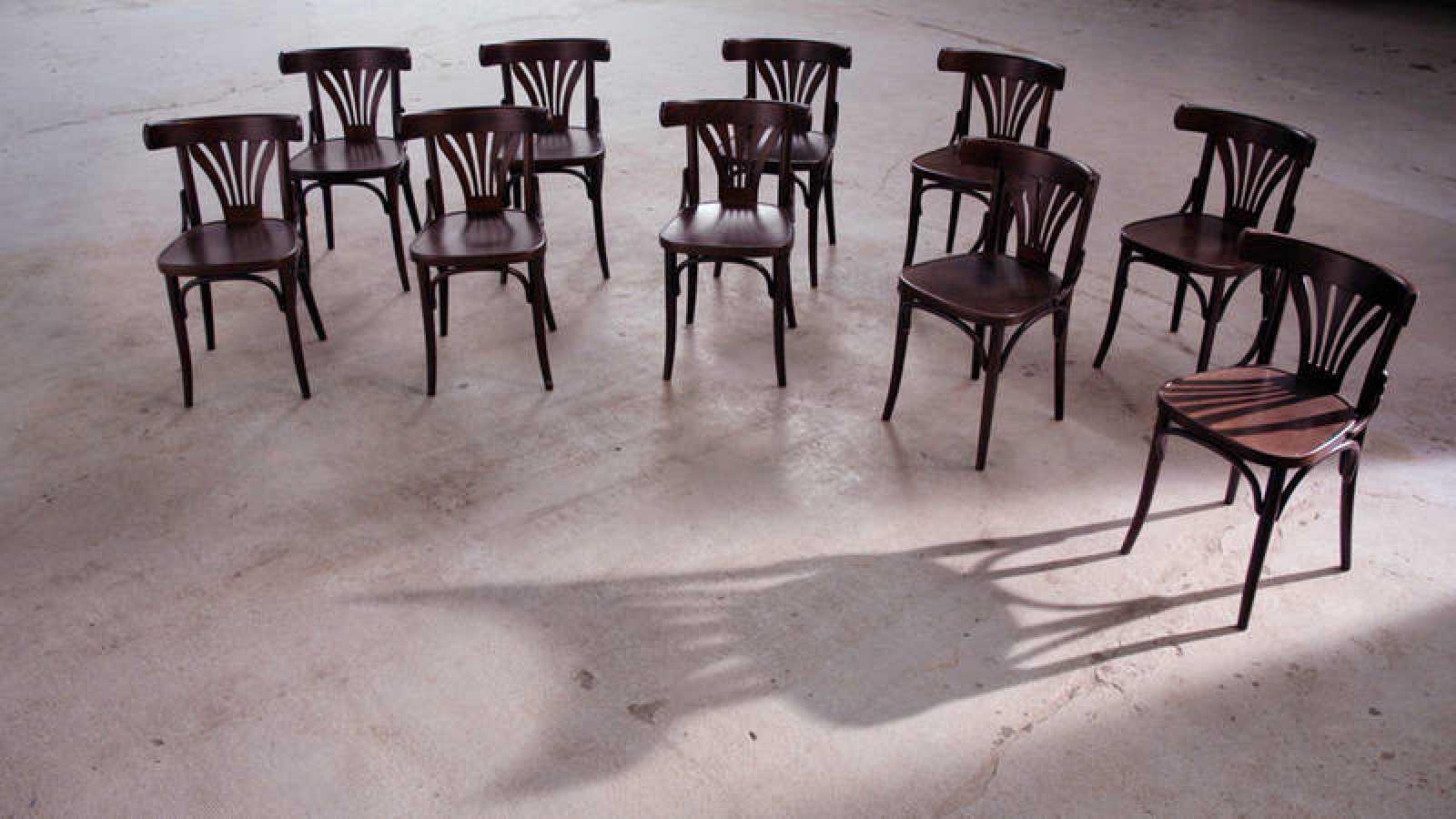 Imagen de 'Los hombres del silencio'