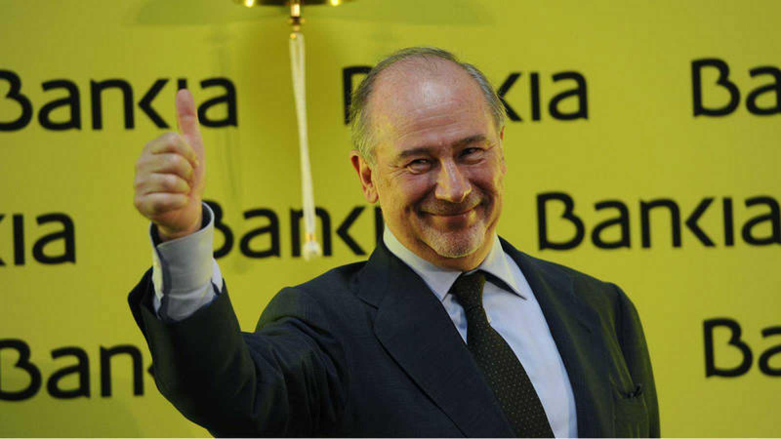 Este lunes comienza el juicio por la salida a bolsa de Bankia con Rato en el banquillo