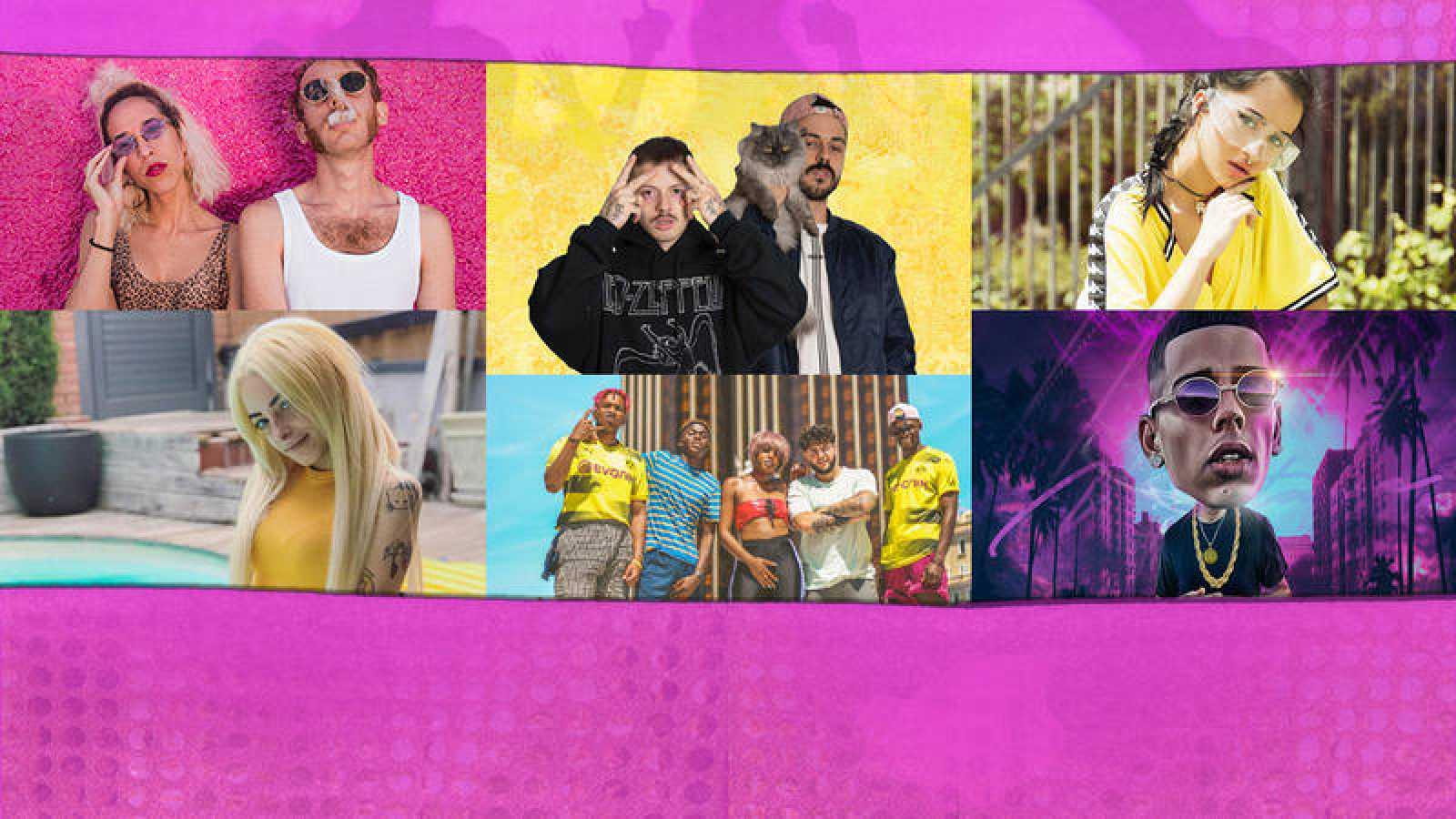 Dora Black, Afrojuice 195, Mueveloreina, Fusa Nocta, La Fanny y Golfito Lil, artistas confirmados para PlayZound Trap