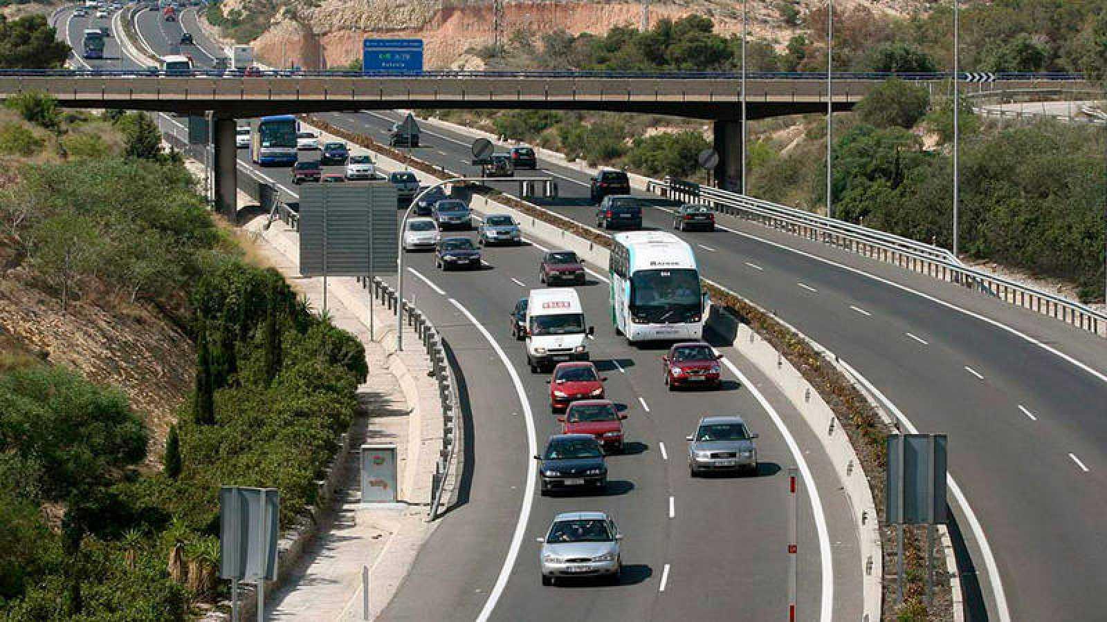 Las autopistas rescatadas por el Estado serán gratis entre las 00:00h y las 06:00h