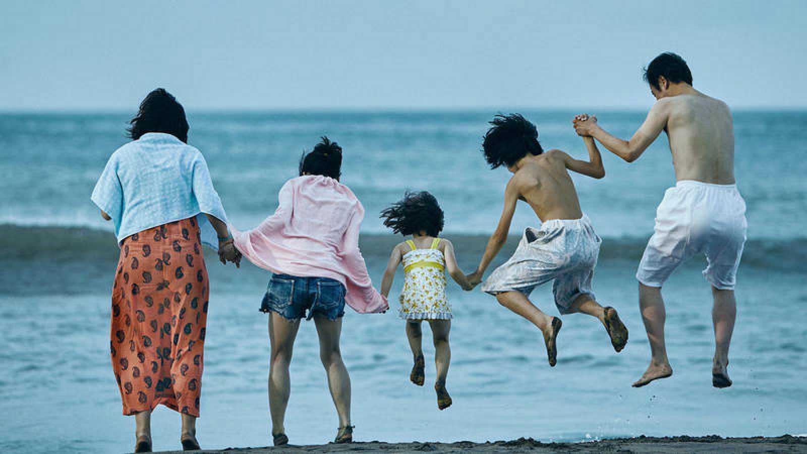 'Un asunto de familia', de Hirokazu Kore-eda.