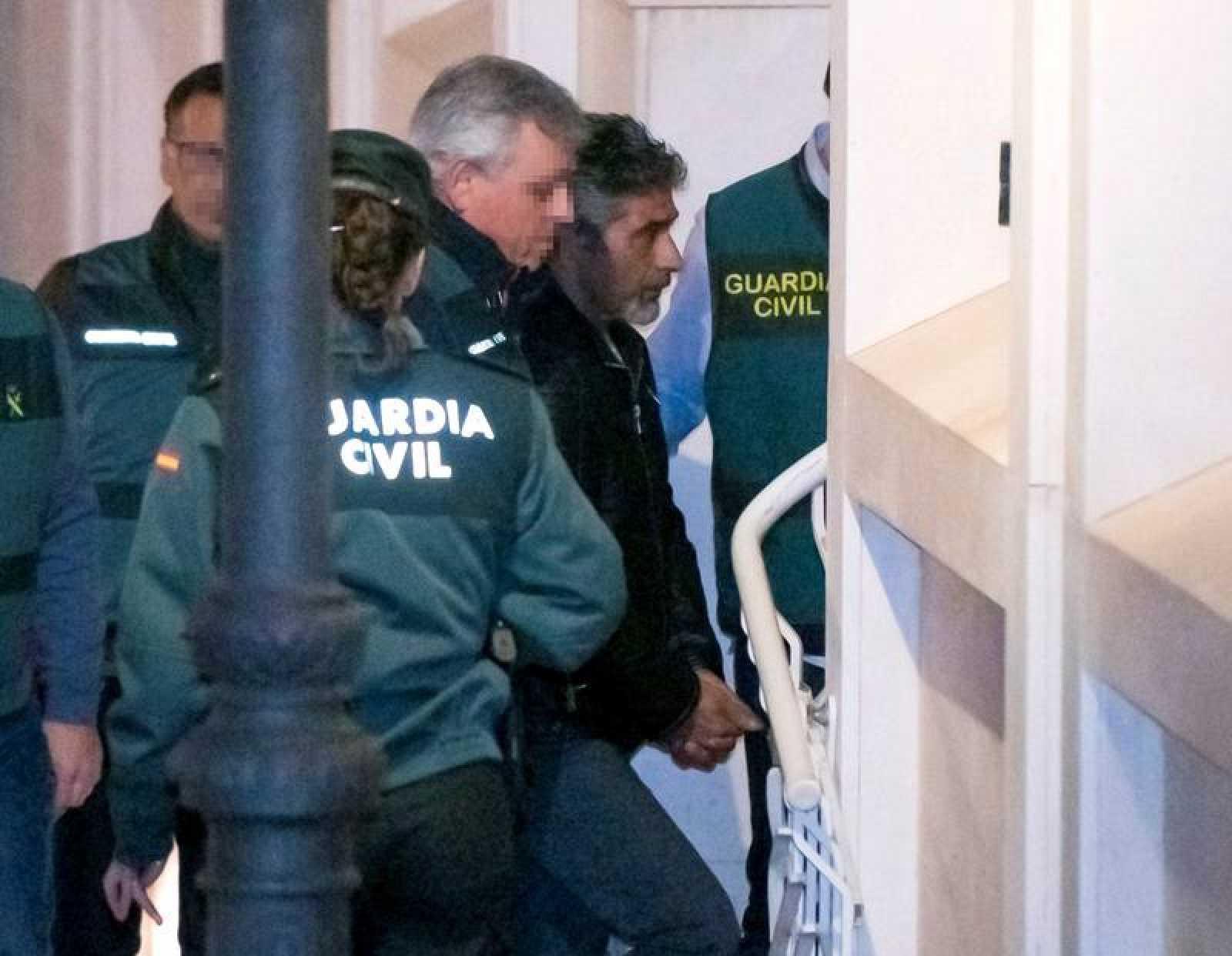 Bernardo Montoya se encuentra a disposición judicial, pendiente de comparecer