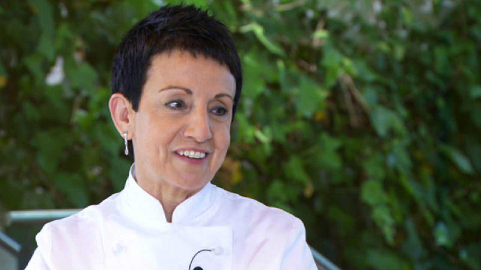 La cocinera Carme Ruscalleda