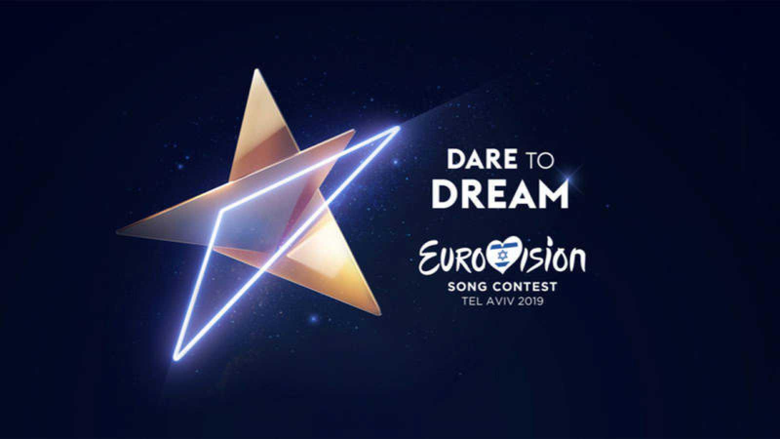 Así es el logo es el Eurovisión 2019