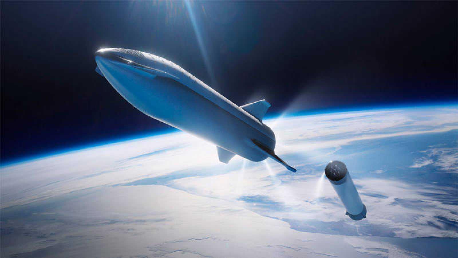 El objetivo de SpaceX es que la primera misión a Marte sea lanzada antes de 2022.