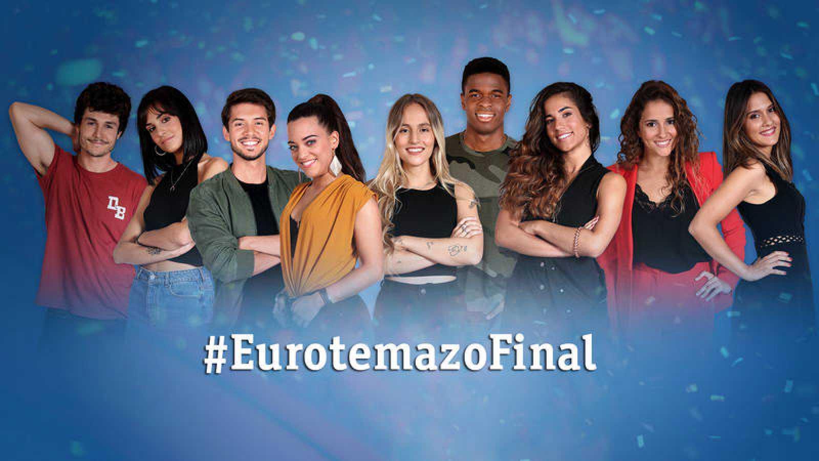 #EurotemazoFinal: Las canciones completas que optan a representar a España en Eurovisión 2019