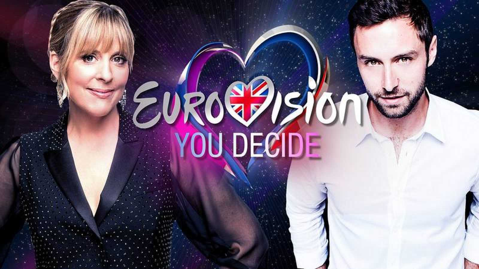 Reino Unido publica las propuestas para Eurovisión 2019
