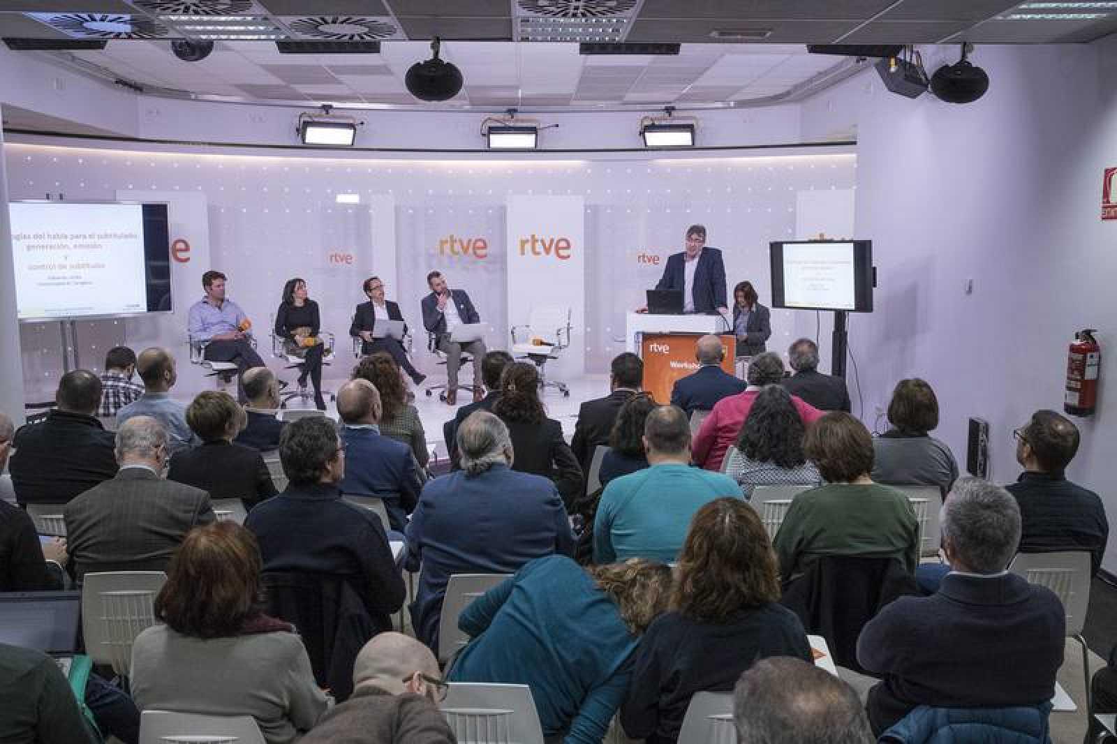 'Impulsa Visión Empresas RTVE' organiza un workshop sobre accesibilidad