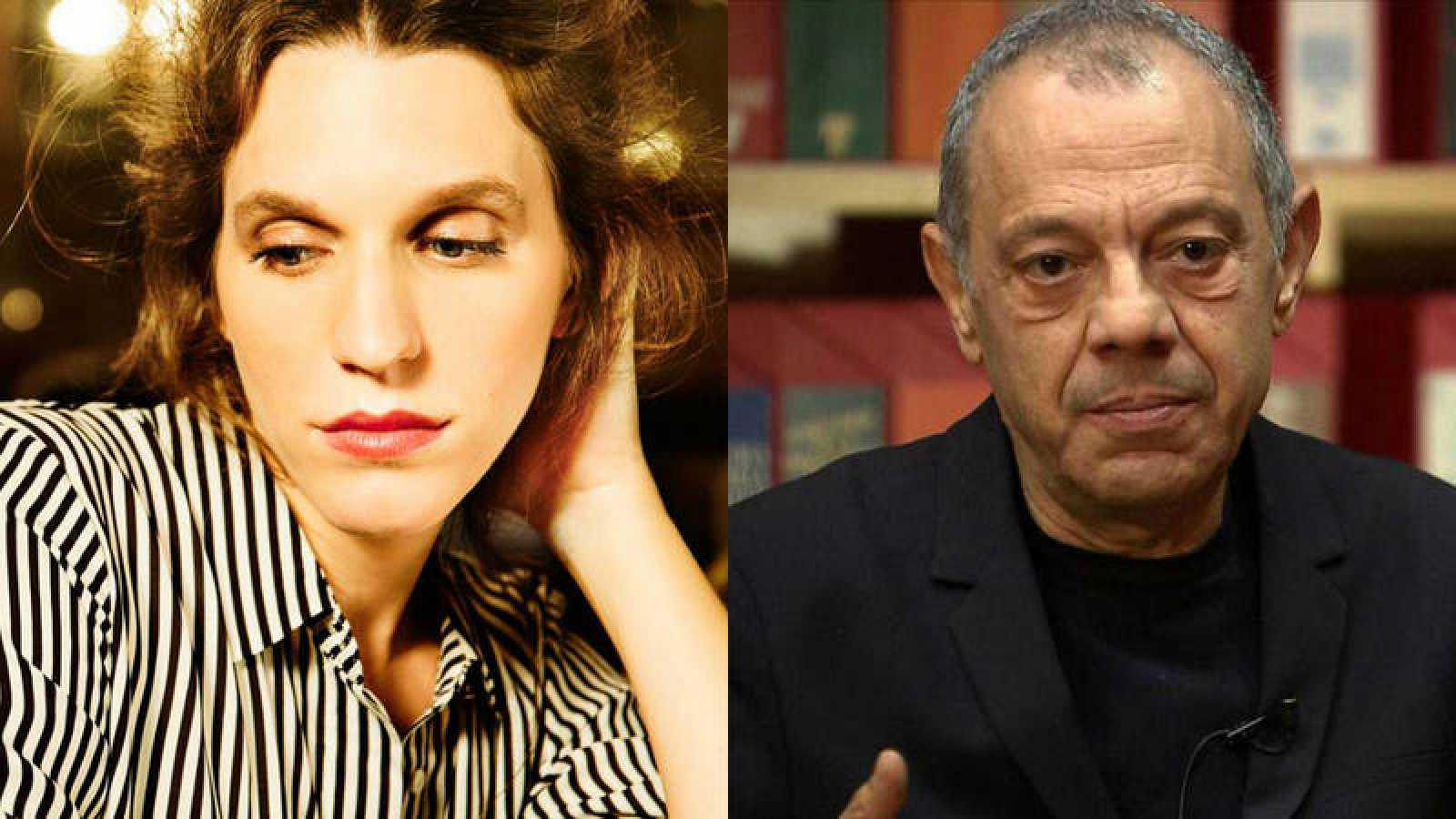 Luisa Sobral y Lluís Pasqual