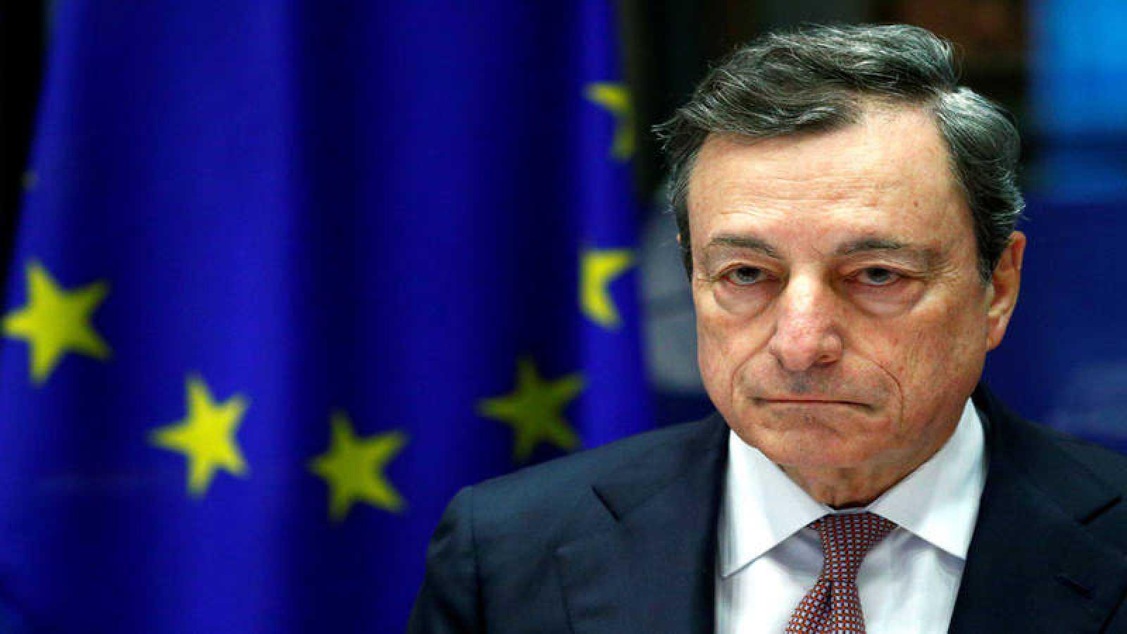 Resultado de imagen para Fotos de Mario Draghi