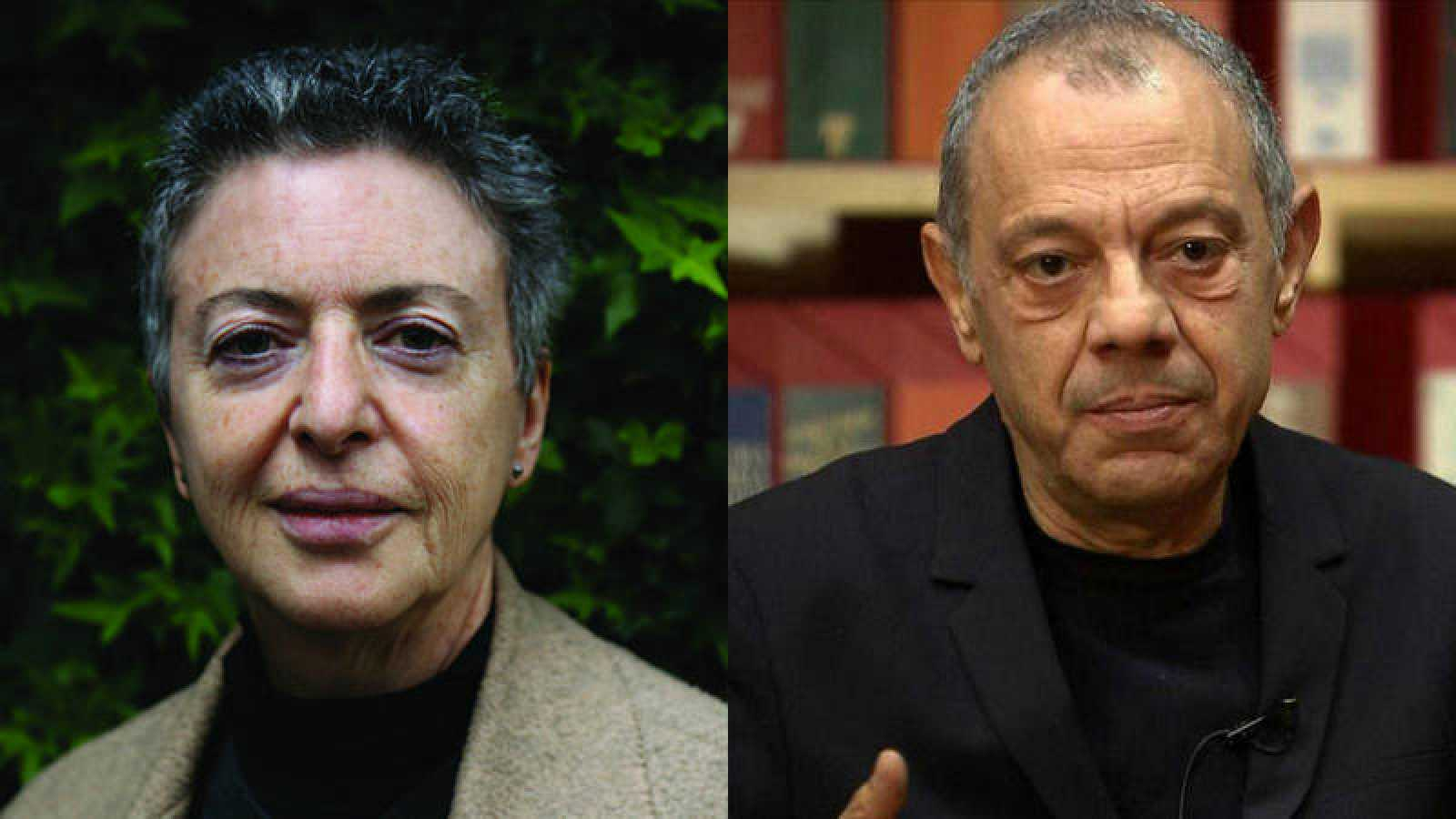 Bárbara Jacobs y Lluís Pasqual