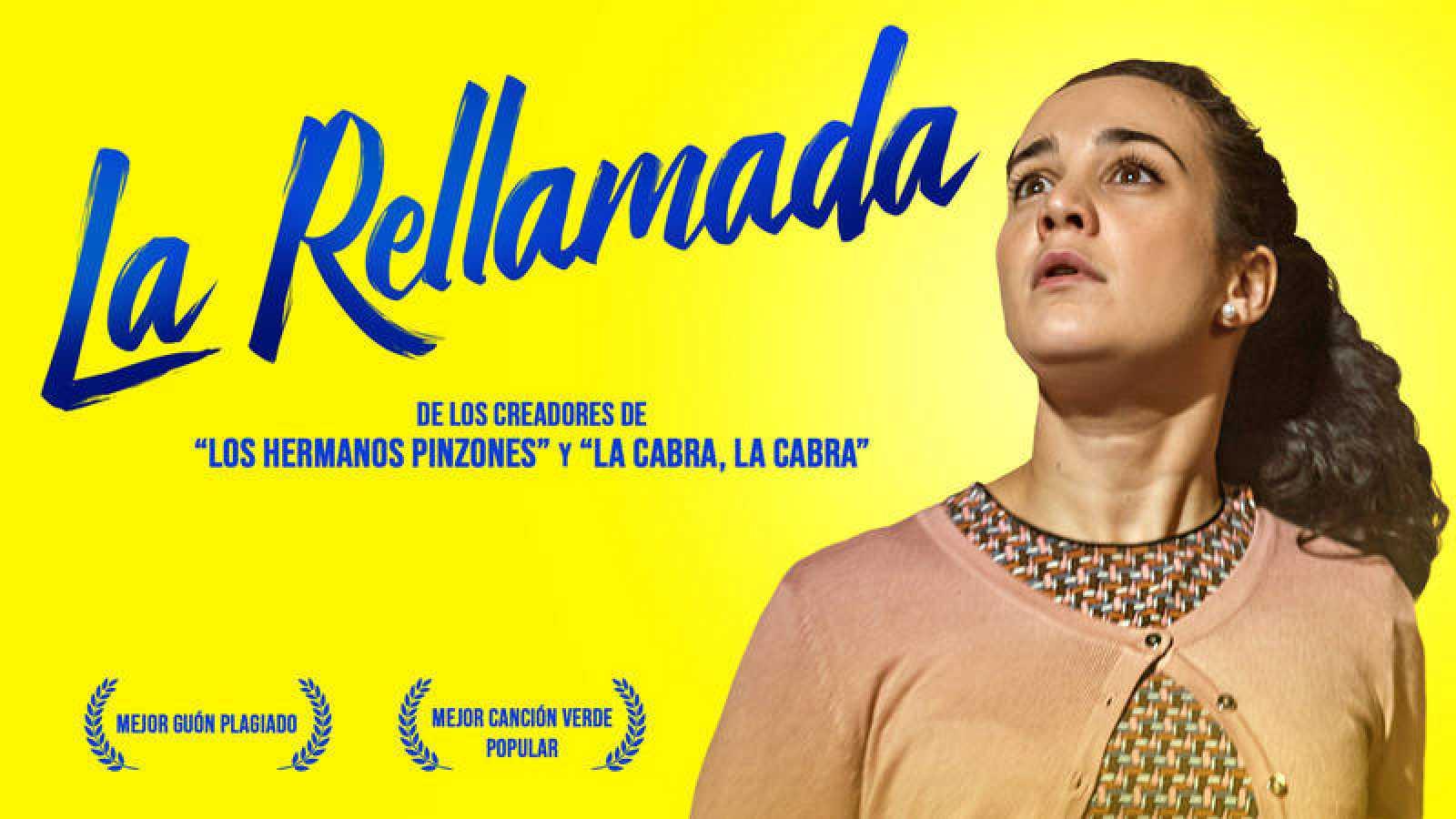 'La Rellamada', portada de uno de los trailers de la nueva temporada de Neverfilms