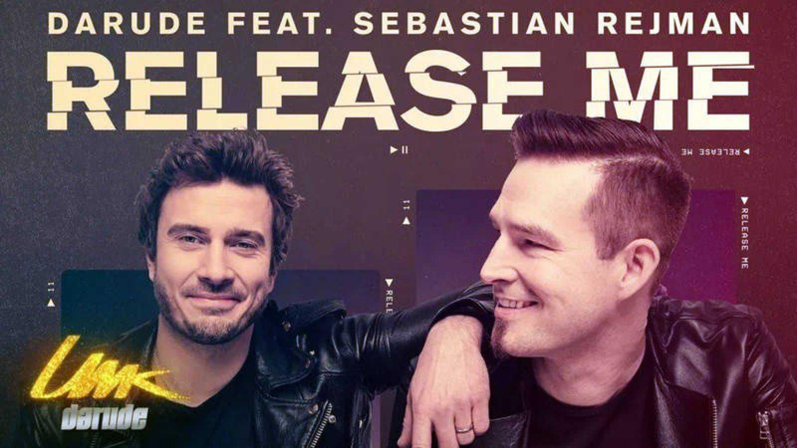 """Darude y Sebastian Rejman presentan """"Release me"""", la primera canción de Finlandia para Eurovisión 2019"""