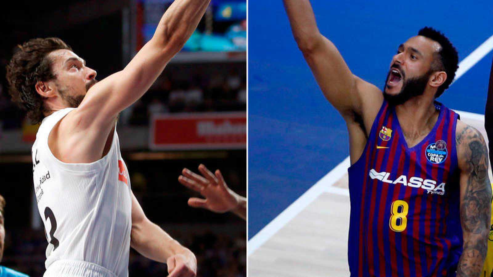 Madrid y Barcelona pelearán por el título de Copa del Rey