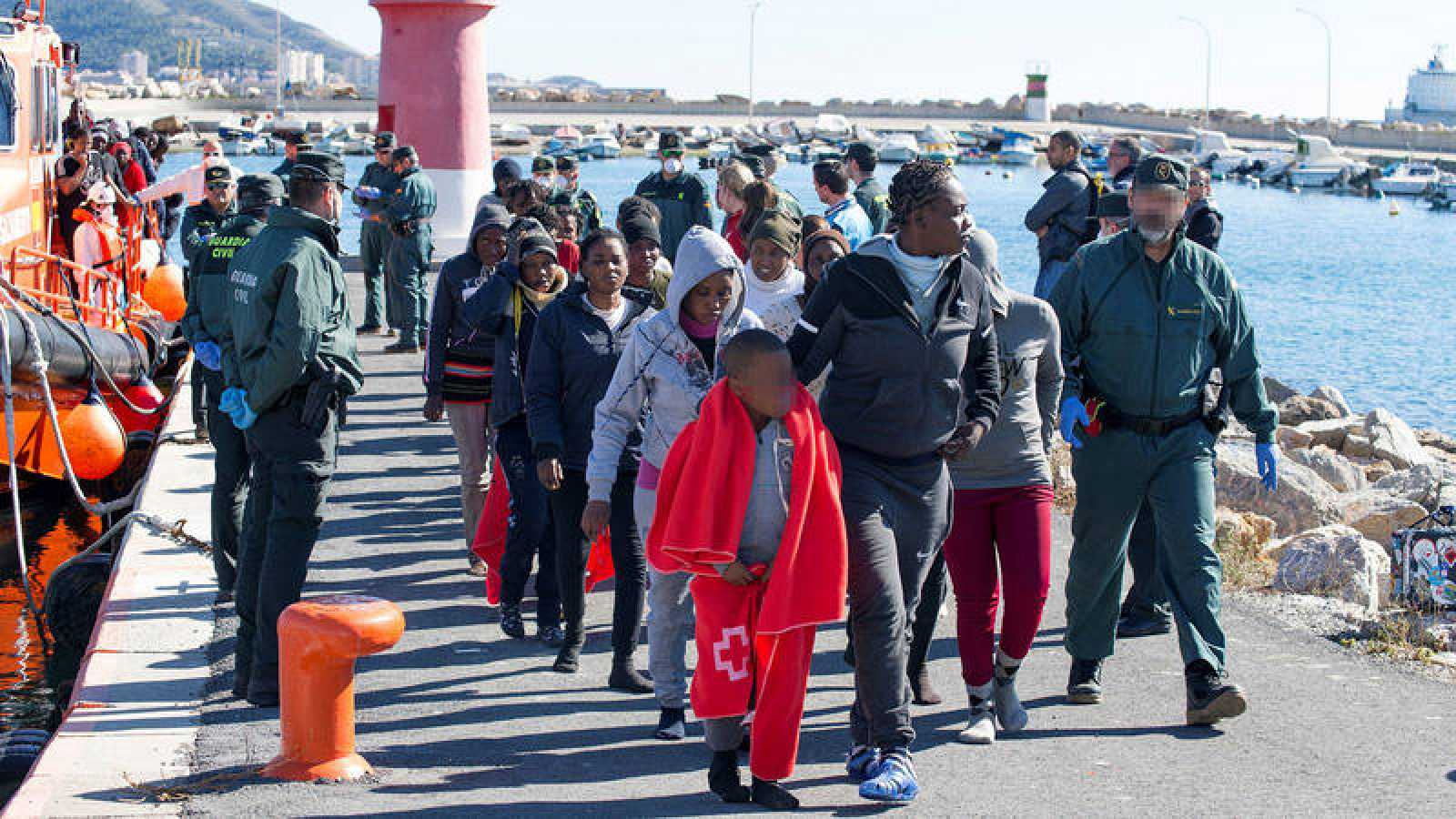 España quizás registre más llegadas de migrantes | RTVE