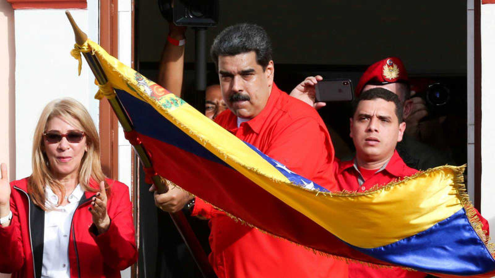 Maduro ha ordenado el cierre de la frontera con Brasil