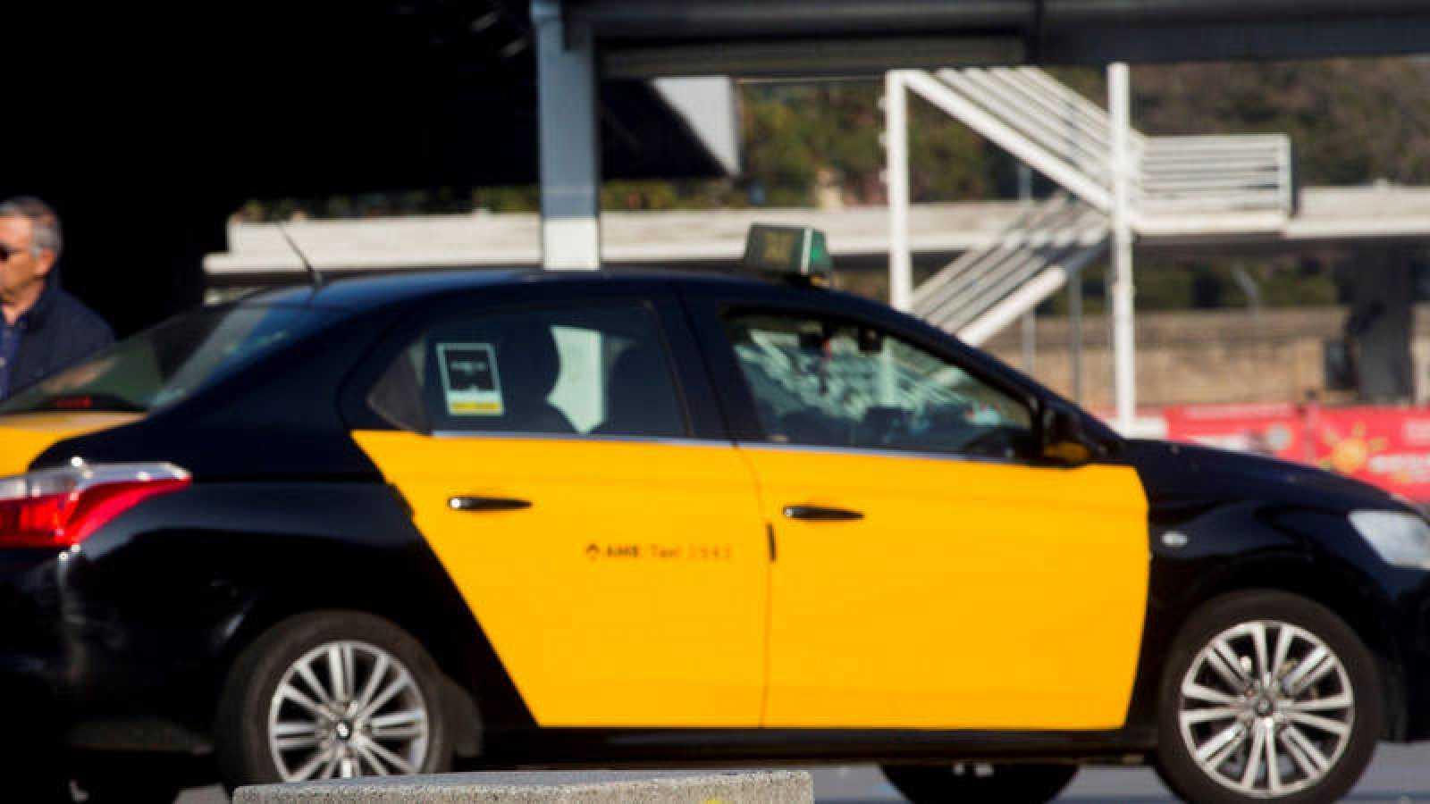 """Los taxistas esperan poder hacer el """"agosto"""" después de un inicio de año complicado"""