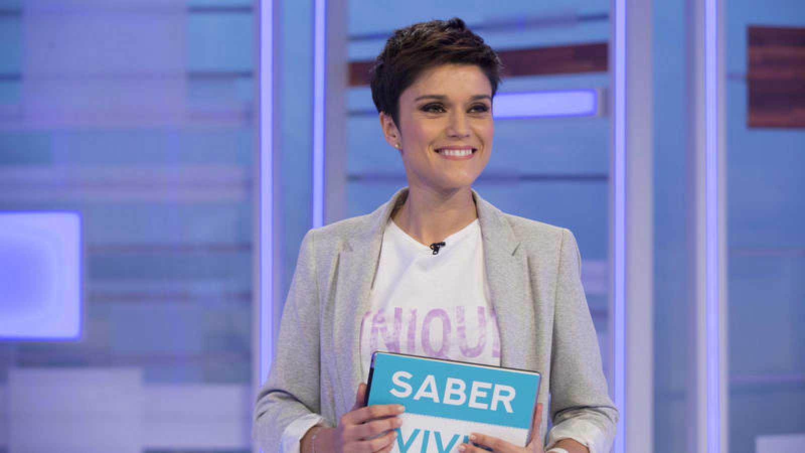 Miriam Moreno se pone al frente de 'Saber Vivir'