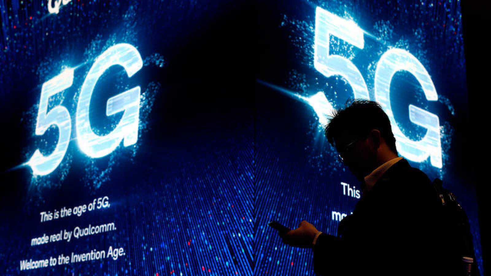 La tecnología 5G aparece de manera omnipresente en cualquier rincón de los pabellones del Mobile World Congress.