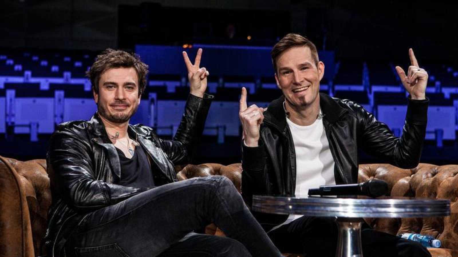 Sebastian Rejman y Darude representan a Finlandia en Eurovisión 2019