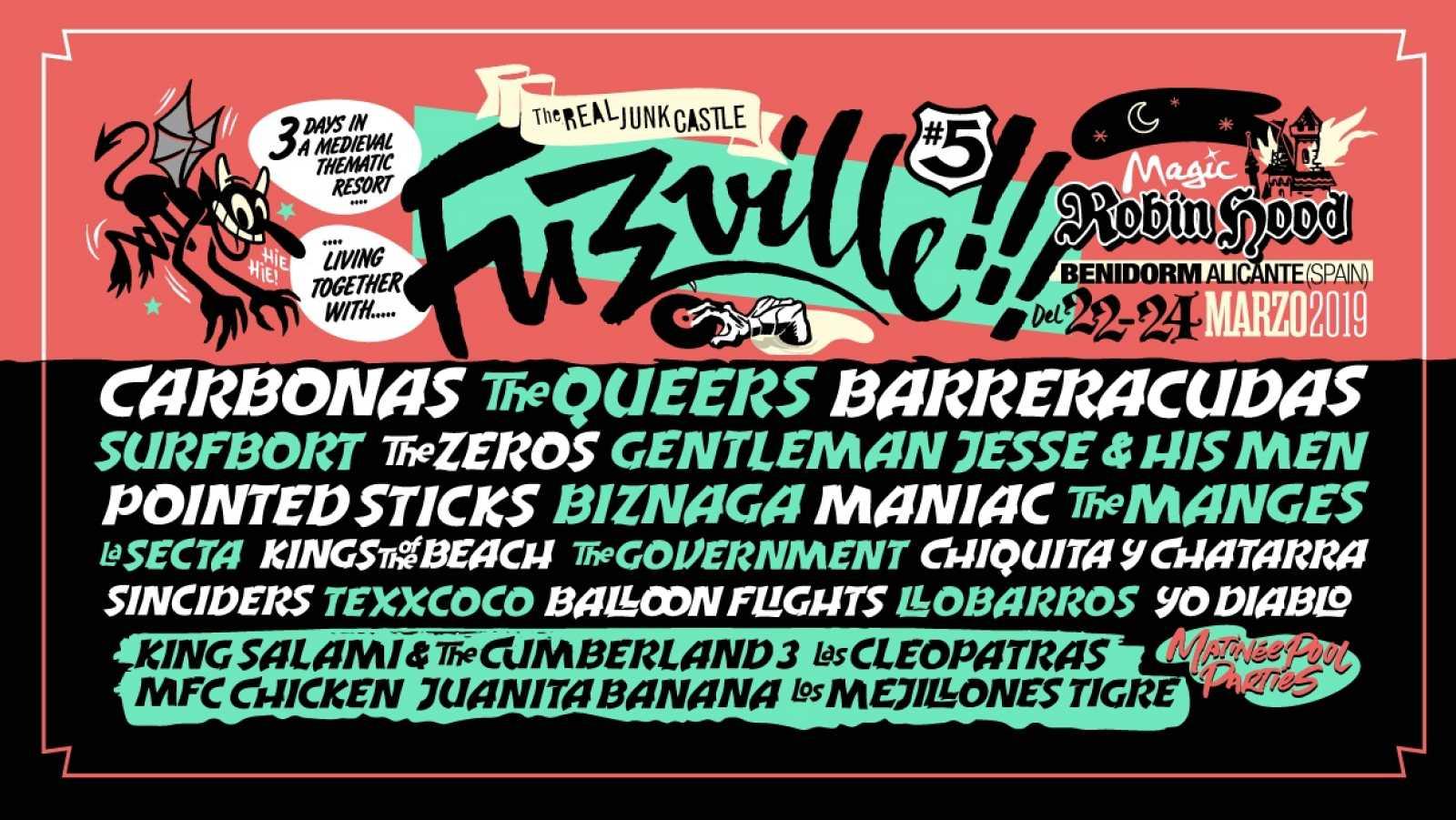 fuzzville 2019 cartel