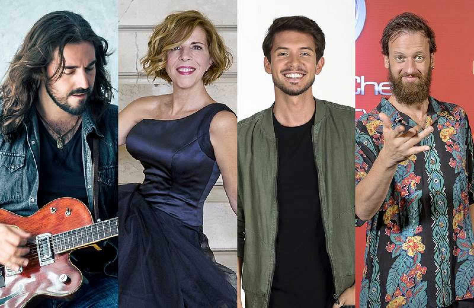 Andrés Suárez, Soledad Giménez, Carlos Right o Edu Soto son algunos de los invitados que interpretarán los temas