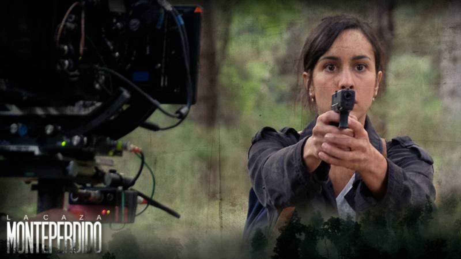'La Caza. Monteperdido', un thriller de Agustín Martínez