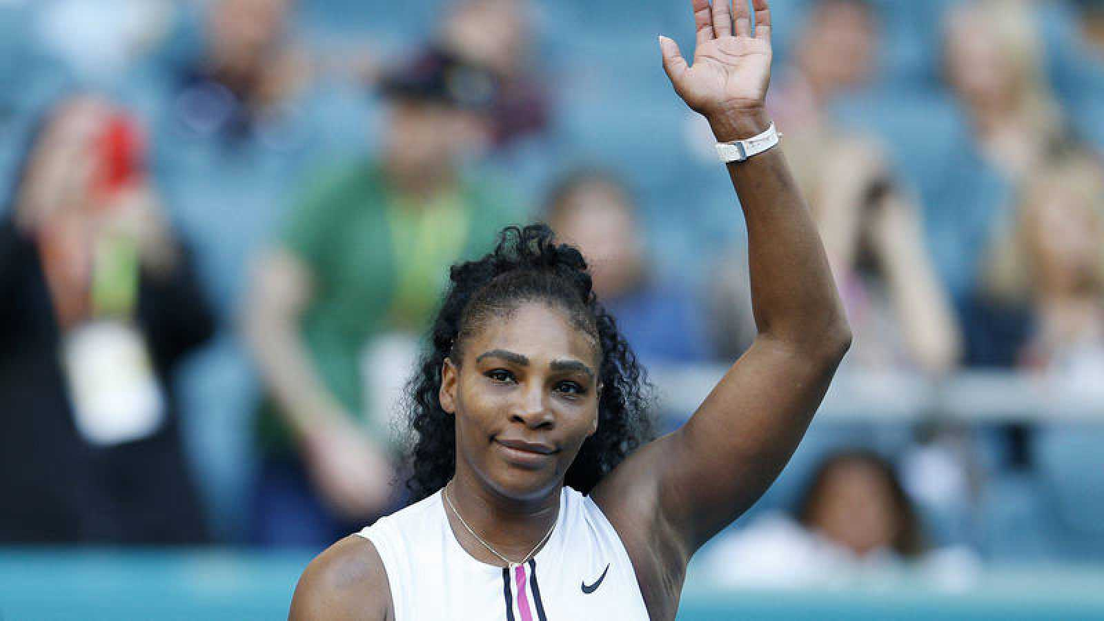 Serena Williams, gran ausente del Madrid Open.