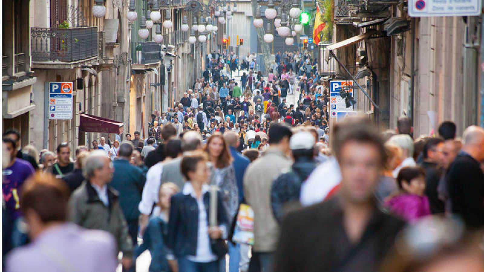 La población española roza los 47 millones gracias a la llegada de inmigrantes