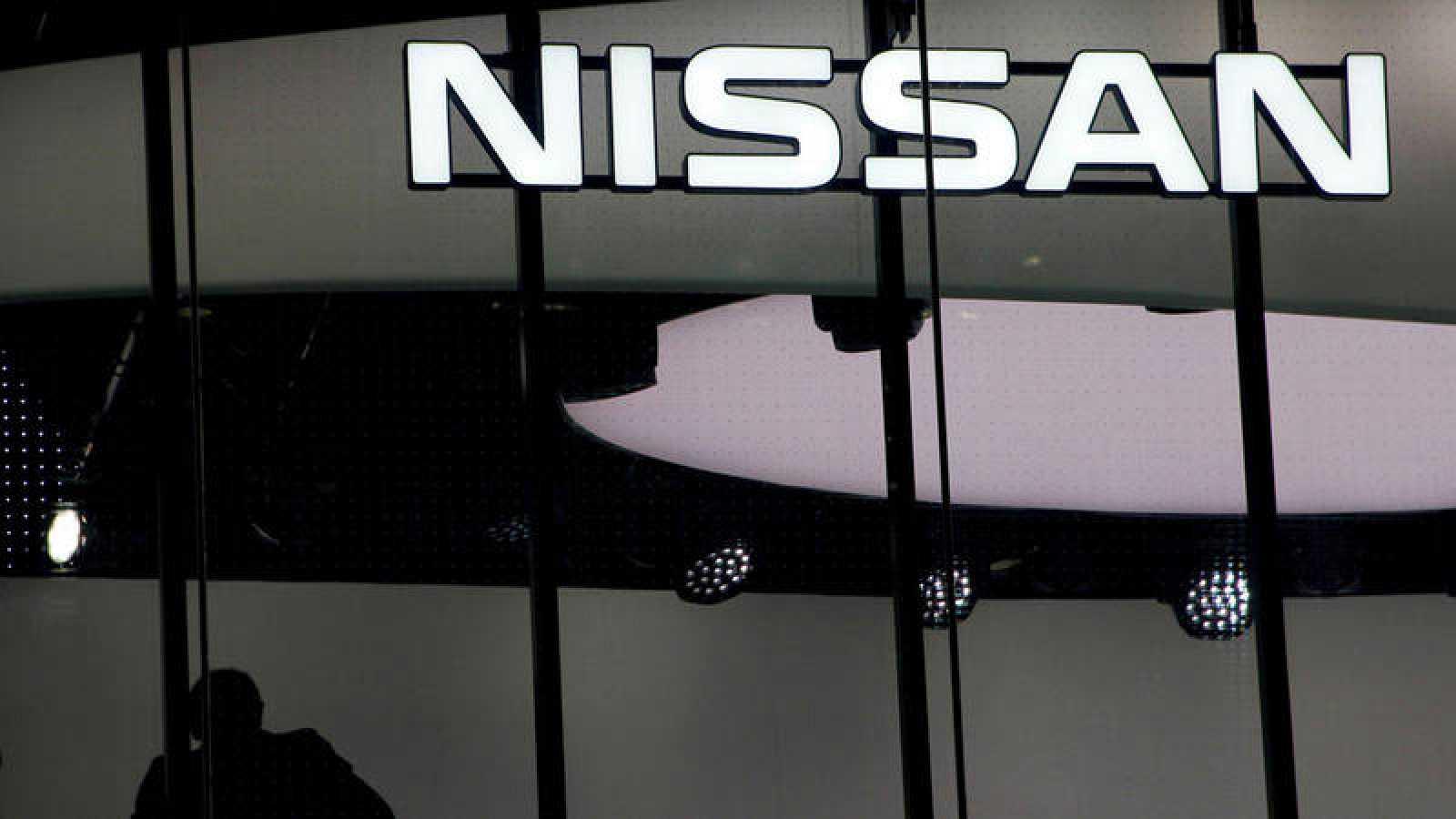 Imagen de archivo del logo de la multinacional Nissan