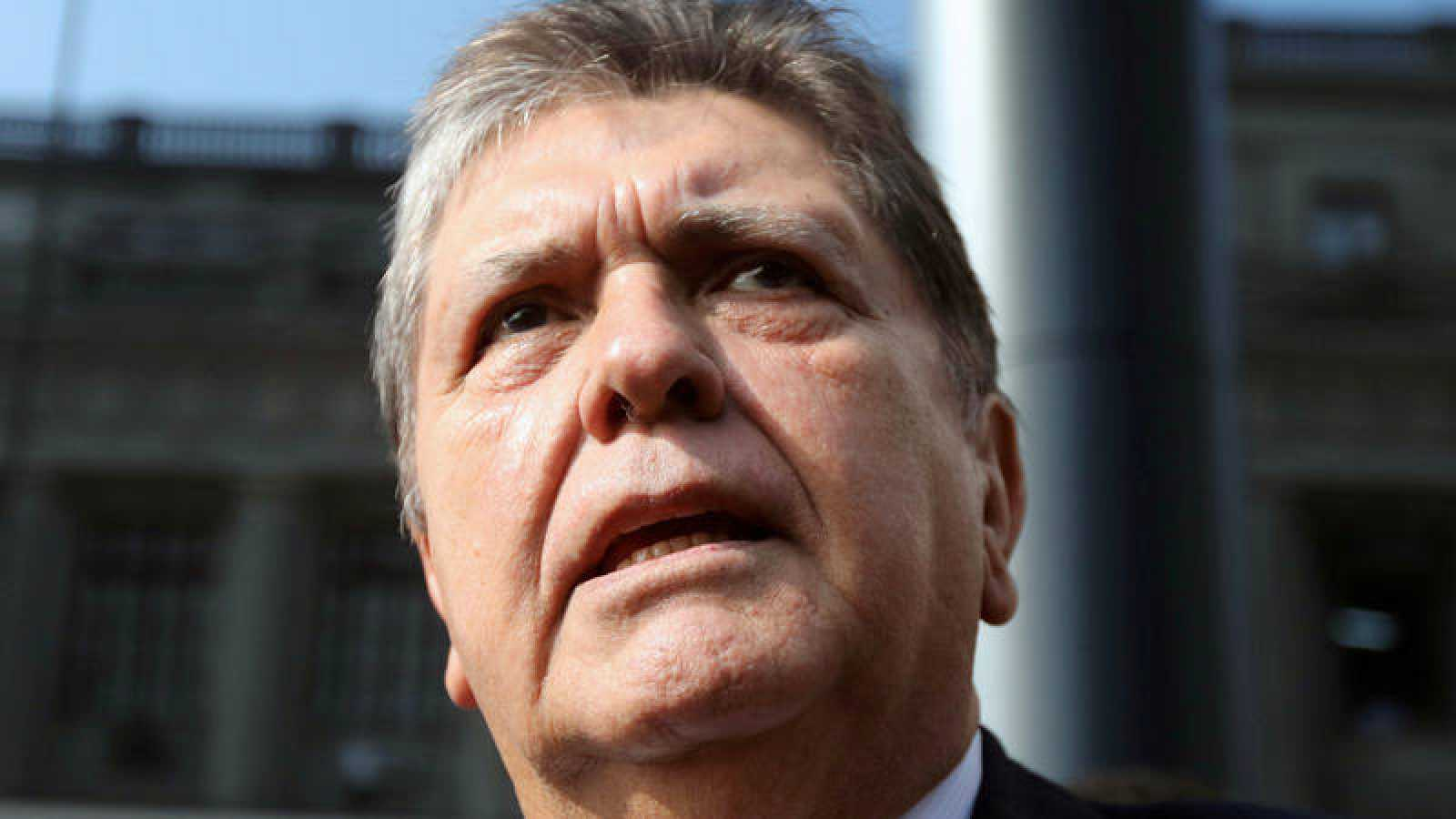 Alan Garcia Perú