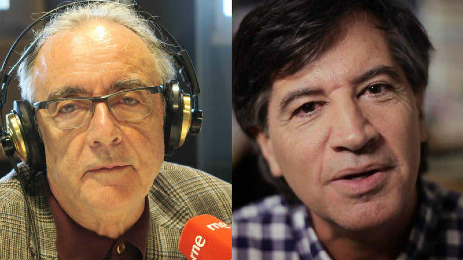 Juan José Millás y Carlos López-Otín