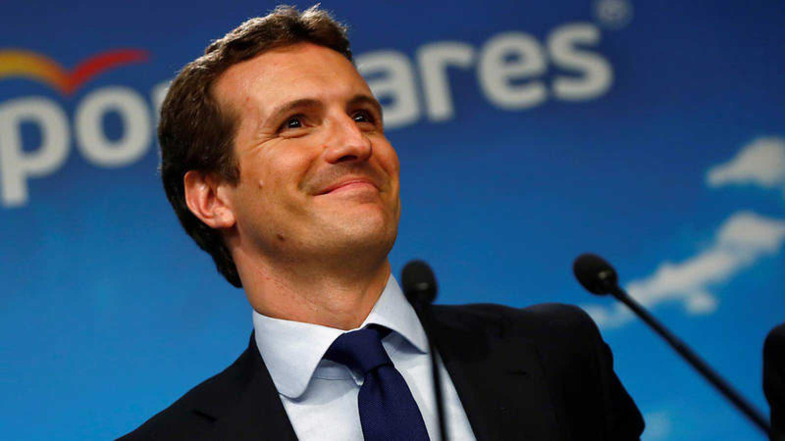 Pablo Casado, candidato del PP a las elecciones generales 2019. REUTERS/Juan Medina