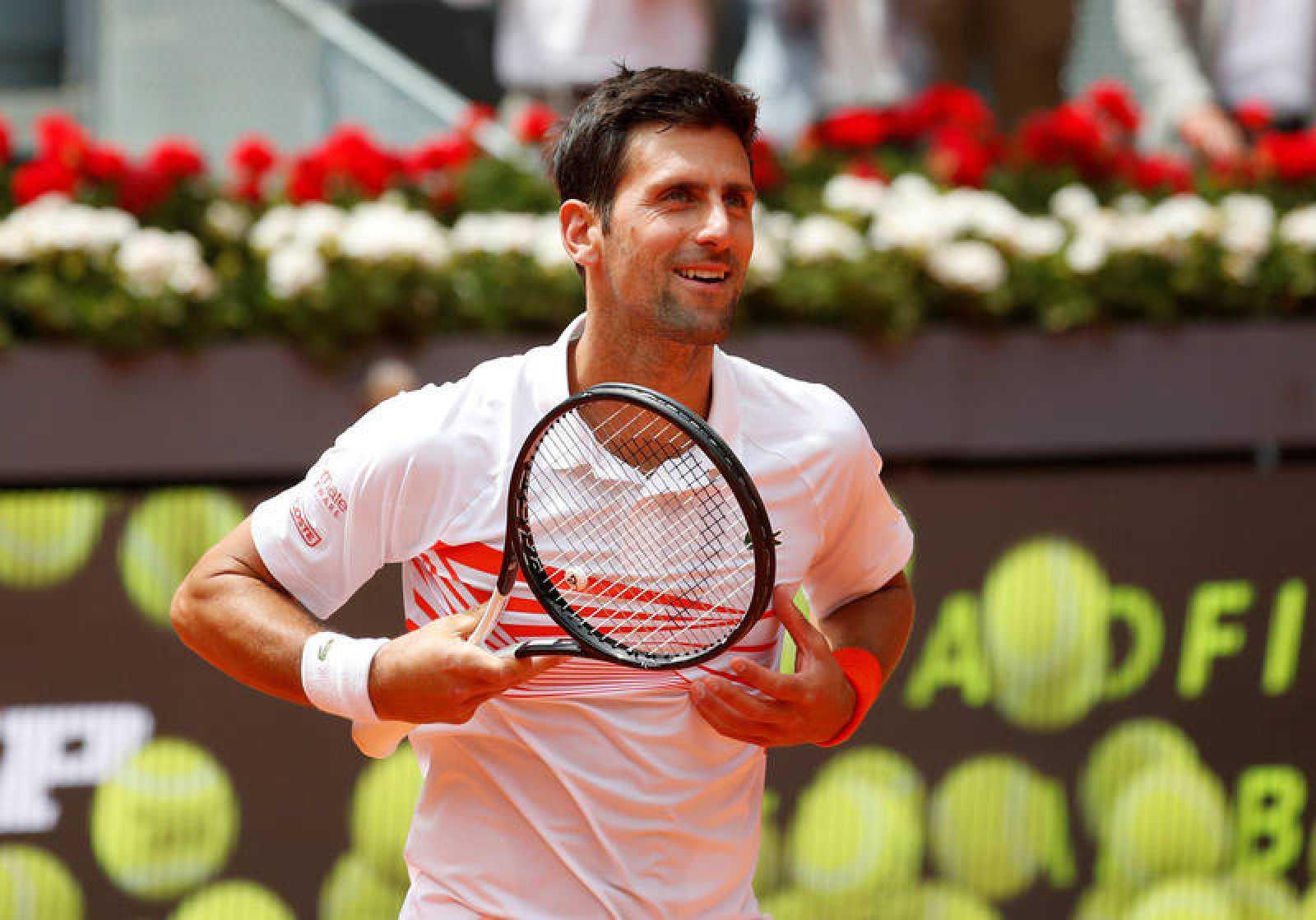 Djokovic - Madrid Open