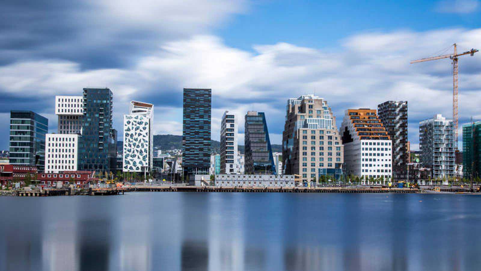 Las delegaciones se han reunido en un lugar secreto en Oslo