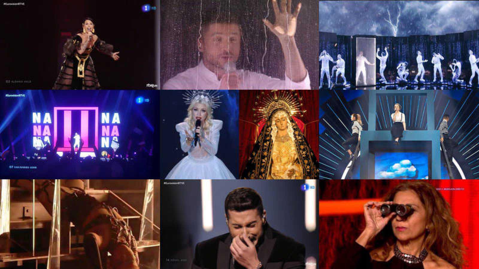 Así han sido los mejores memes de la Final de Eurovisión 2019