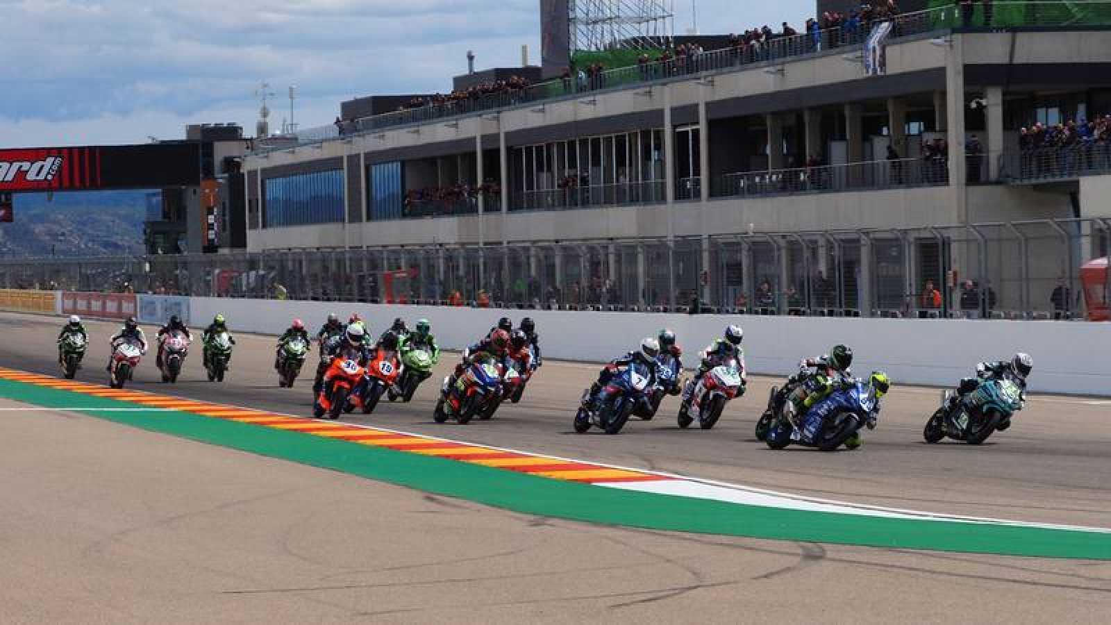 Jerez acogerá dos carreras de Supersport 300
