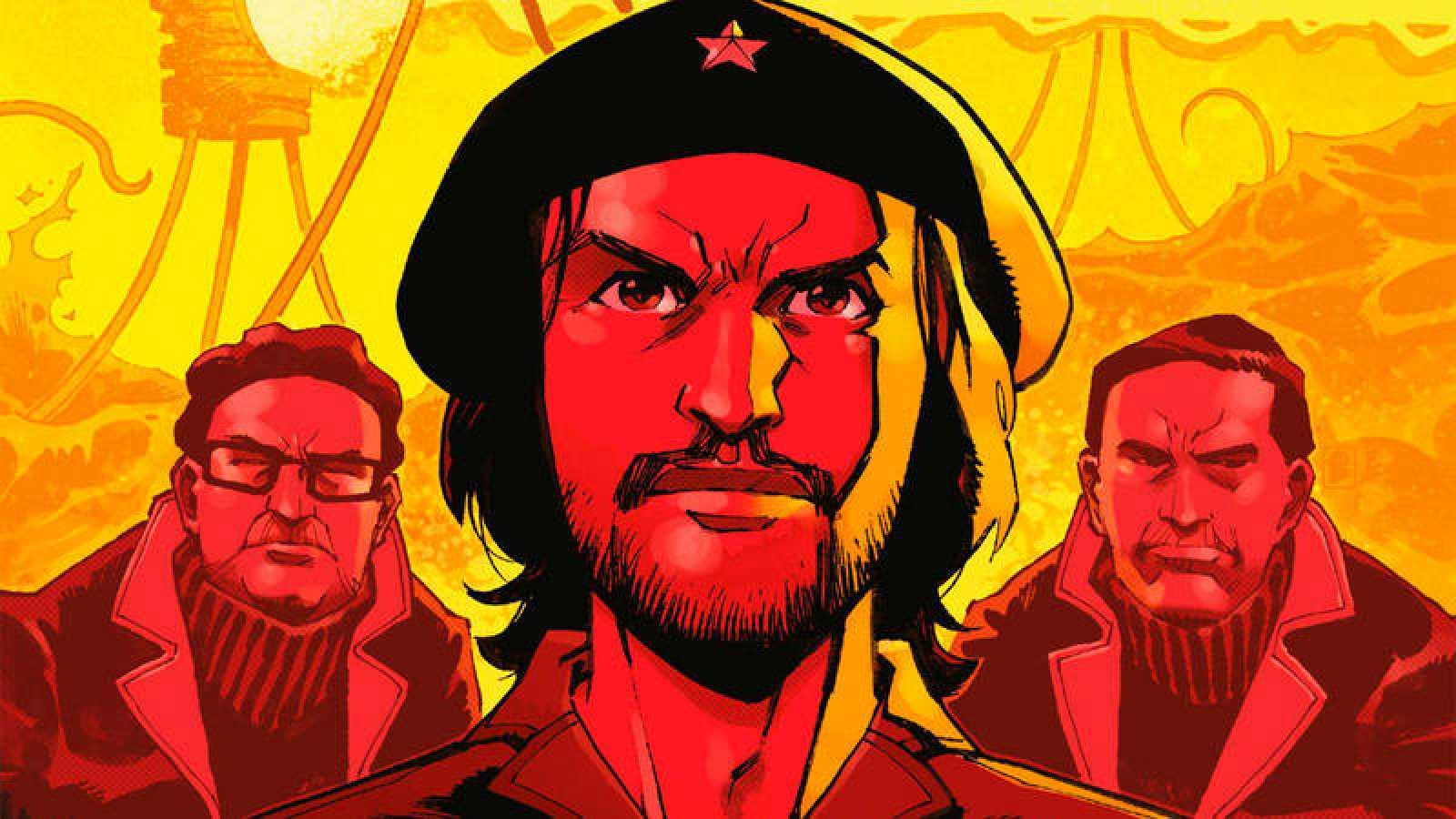 Allende Pinochet Y Che Guevara Juntos En Una Apasionante Ucronia Rtve Es
