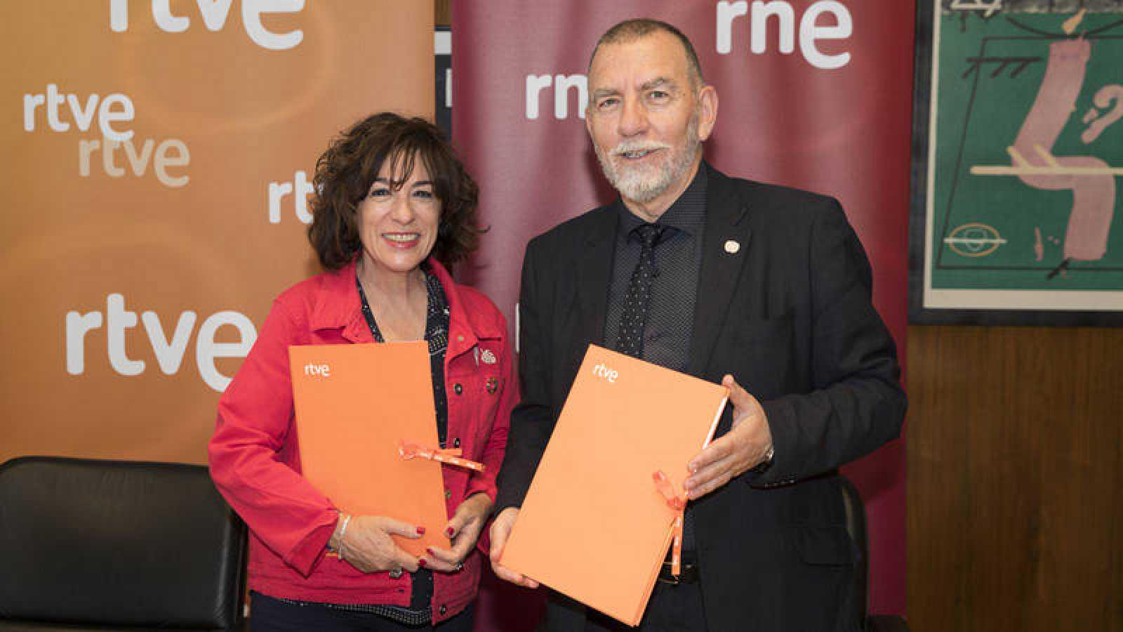 RTVE firma un convenio de colaboración con la OIT