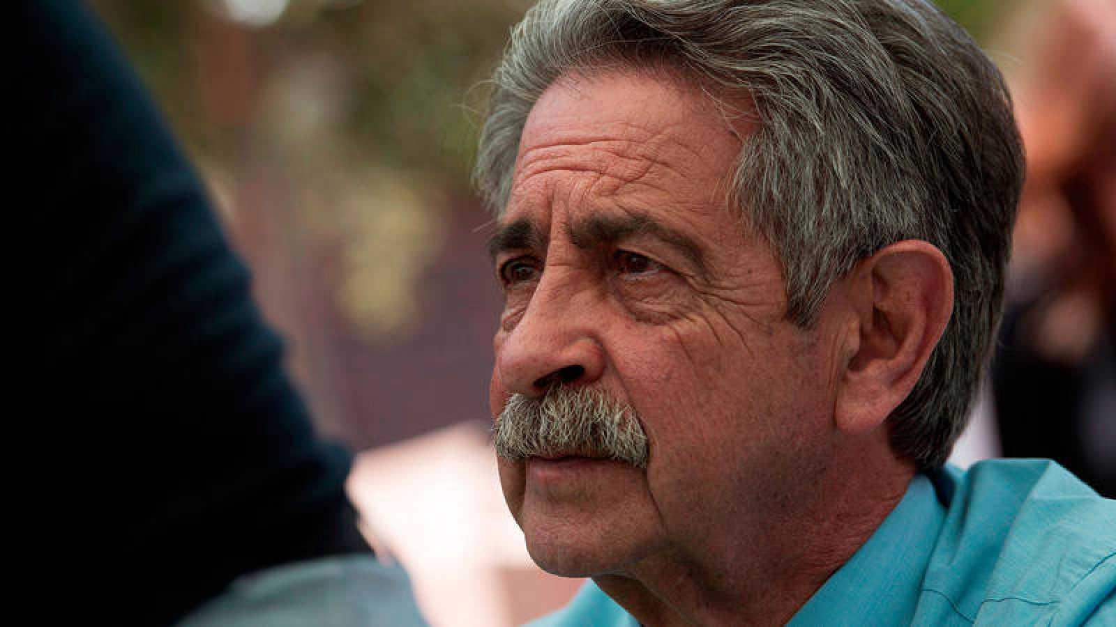 El presidente cántabro, Miguel Ángel Revilla