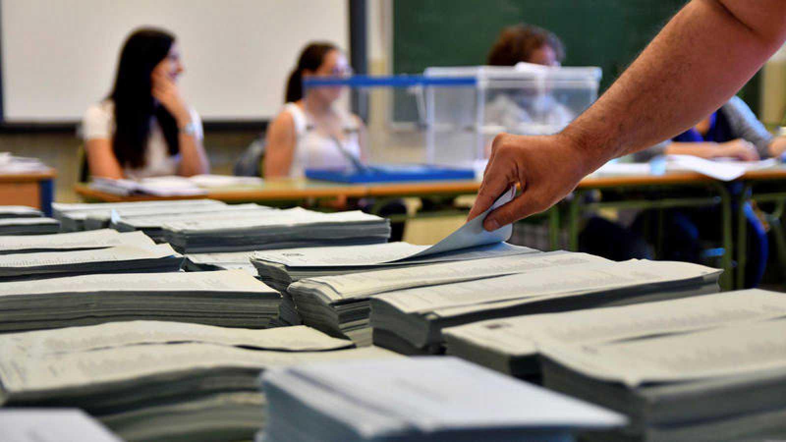 La participación de este 26 de mayo representa el sexto dato más alto en la historia electoral desde 1979.