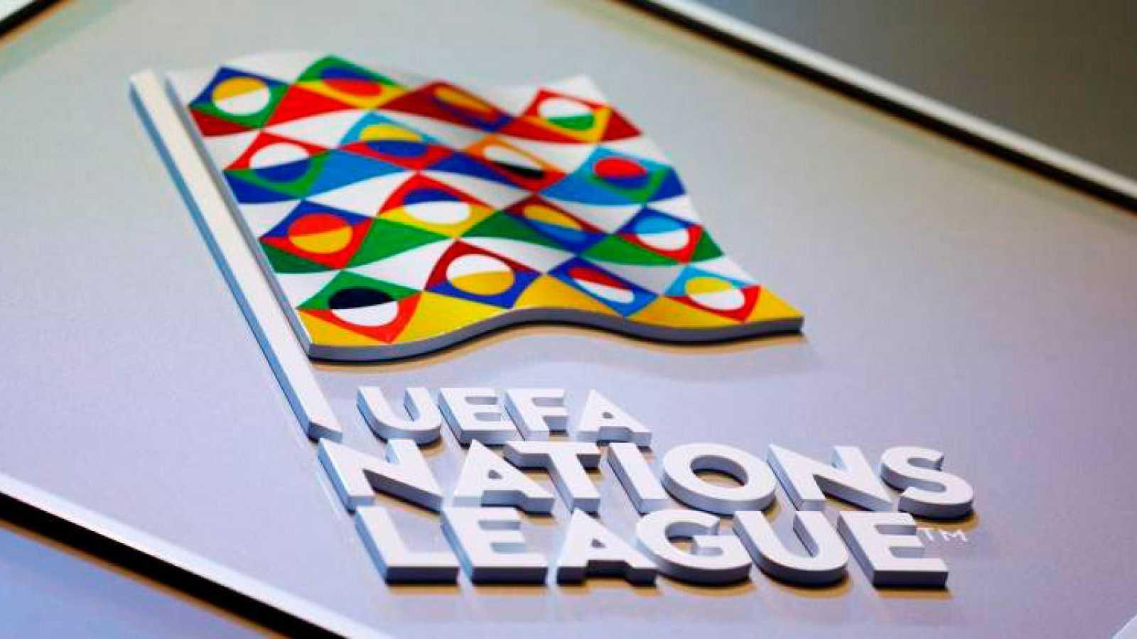 La Liga de Naciones, el torneo más joven de la UEFA.