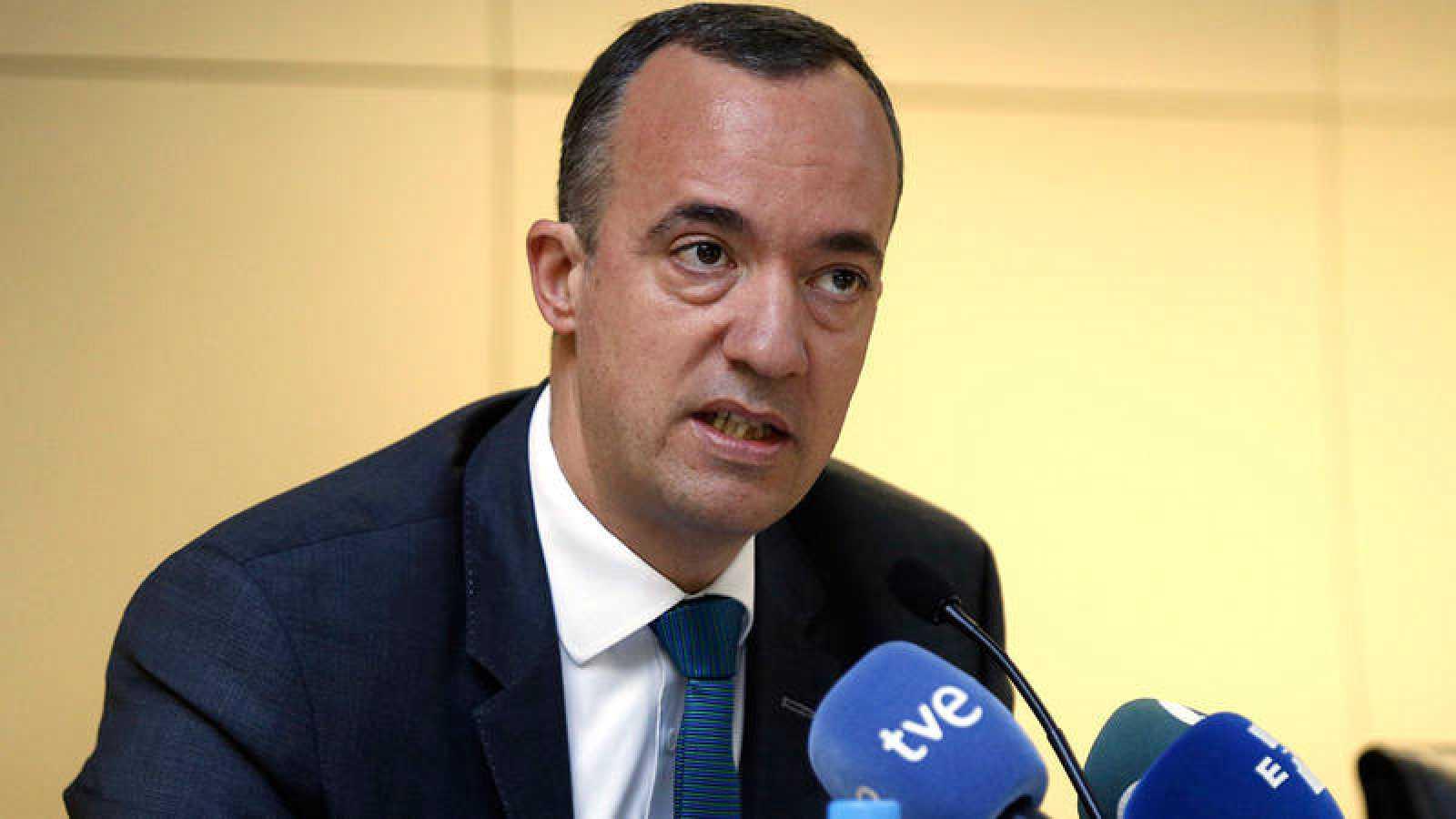 El ex secretario de Estado de Seguridad Francisco Martínez, en una imagen de 2016