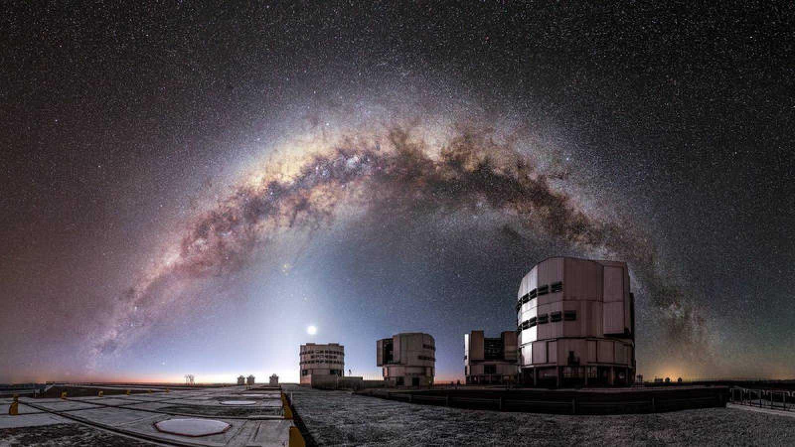 El buscador de exoplanetas ha comenzado a funcionar en las instalaciones del VLT, en el Observatorio Europeo Austral (ESO) de Chile.