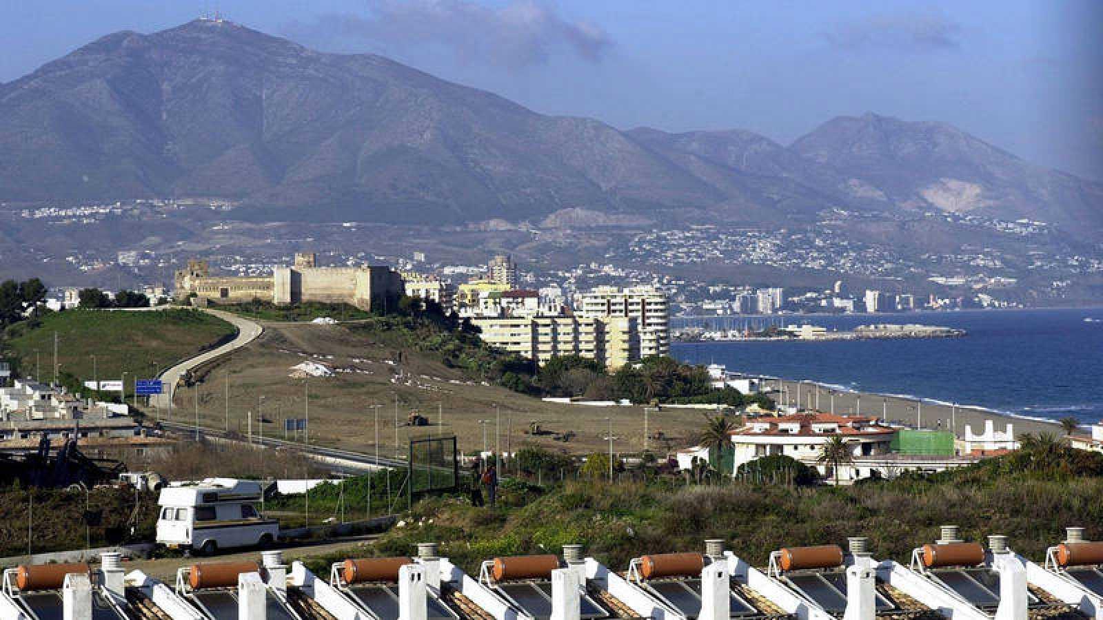 Imagen de archivo de Fuengirola, en Málaga