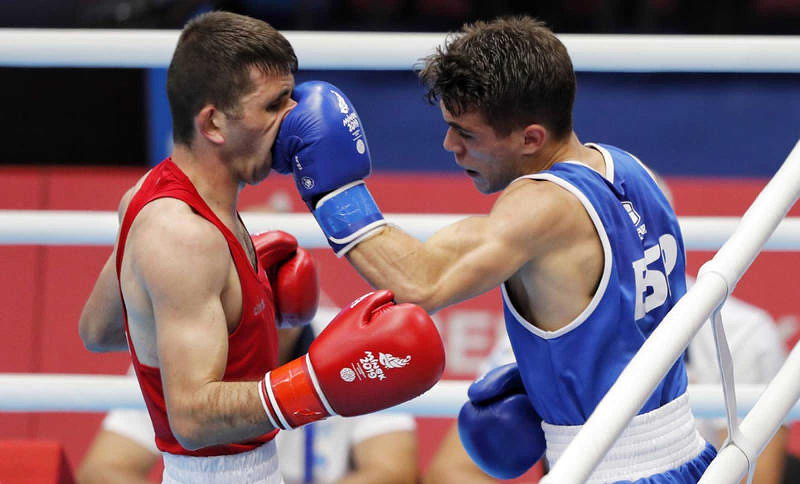 Boxeo Minsk