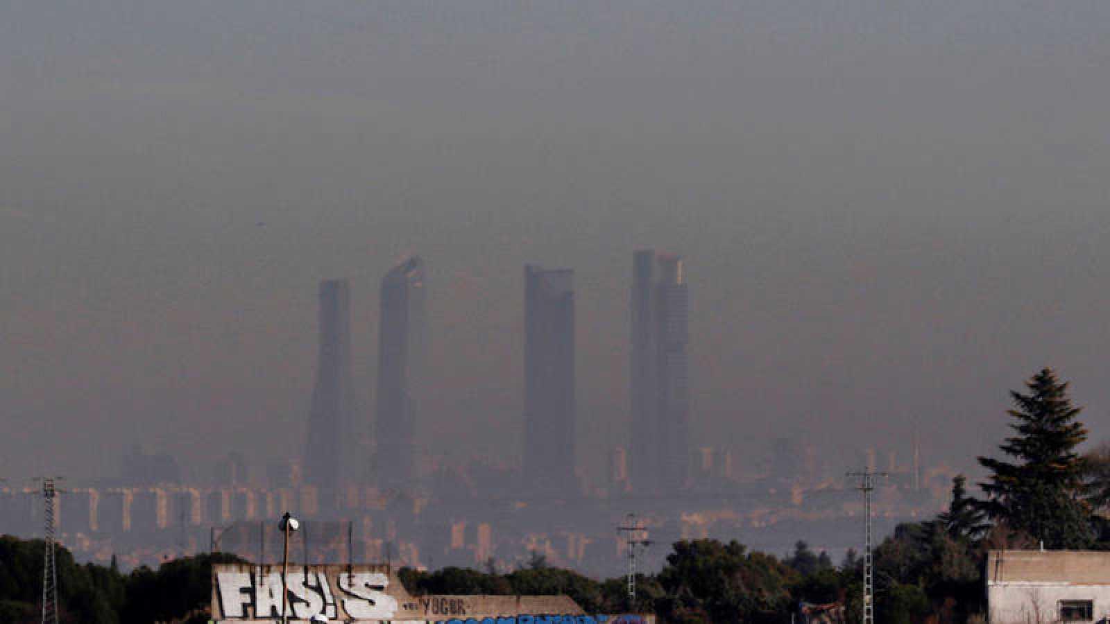 Madrid registra los mejores niveles de contaminación en 10 años