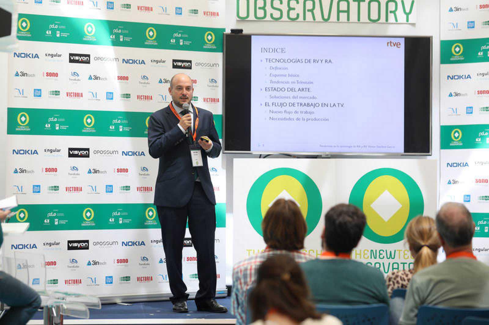 RTVE participa en el Observatorio de las Nuevas Tecnologías de MálagaRTVE participa en el Observatorio de las Nuevas Tecnologías de Málaga